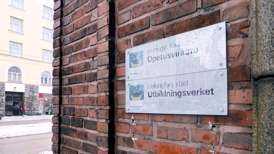 Opetusvirasto Helsinki