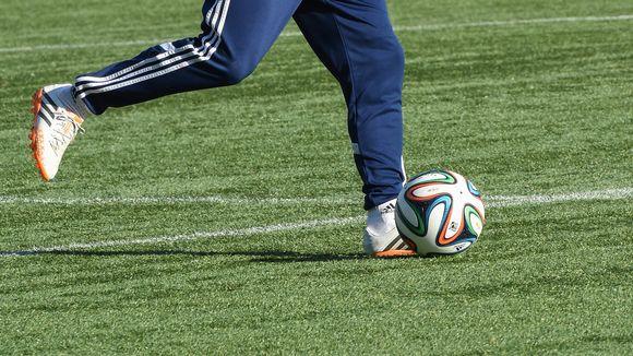 Jalkapallo treenit