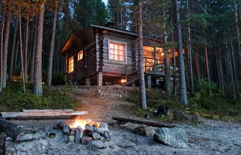 Продажа дач в финляндии купить дом на озере в прибалтике