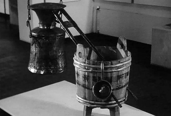Видео: viinan poltto esineistöä