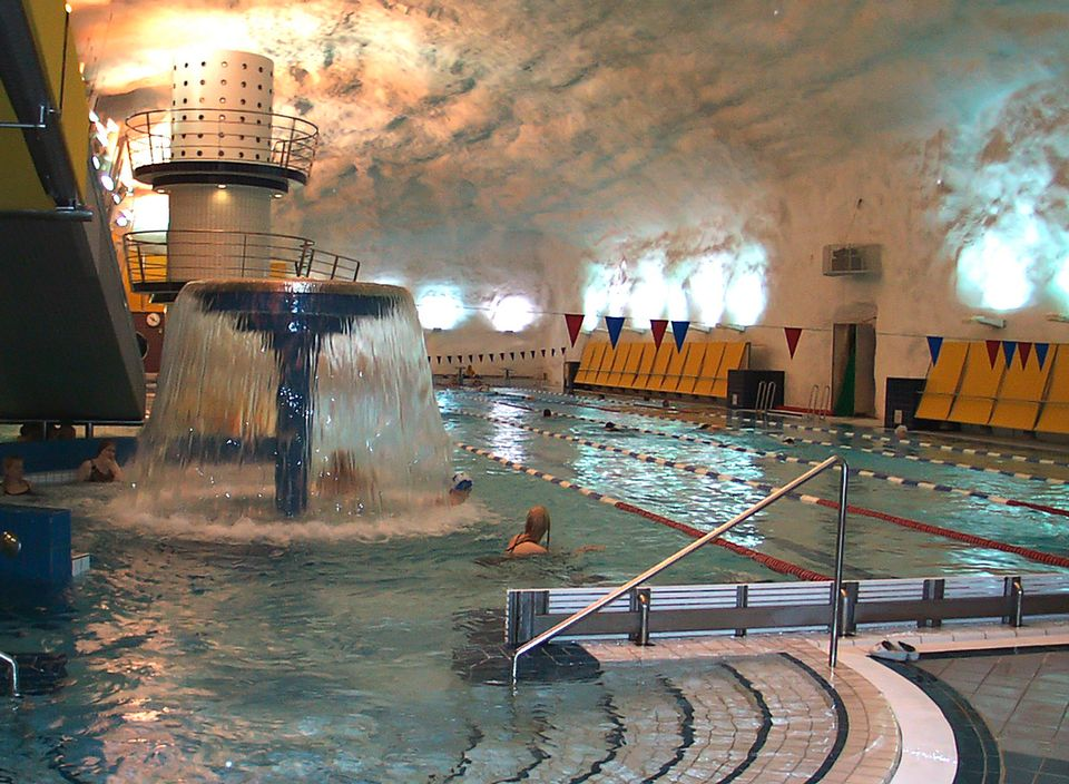 Community Pools And Ghost Stations Exploring Helsinki S