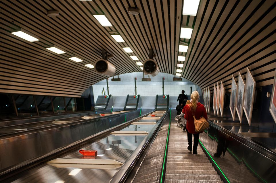 Community pools and ghost stations: Exploring Helsinki's obscure