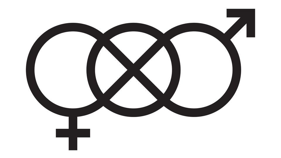 symbol for gender neutrality