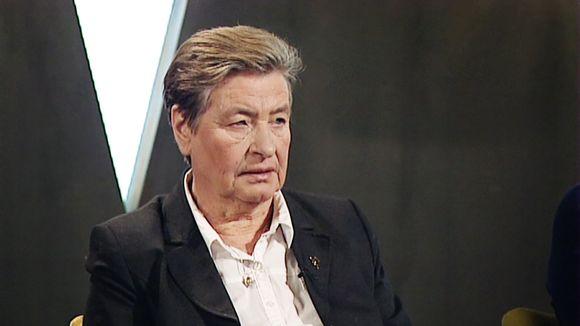 Kriisipsykologi Salli Saari.