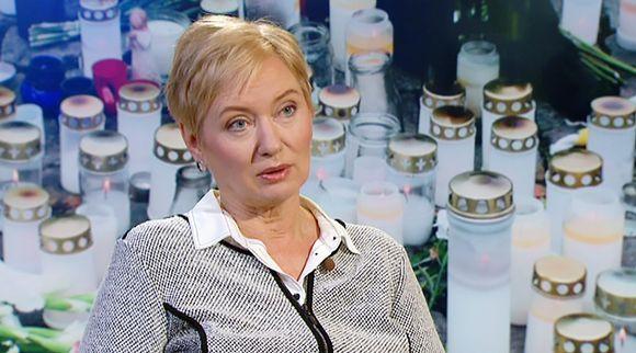 Kriisipsykologi Eija Palosaari