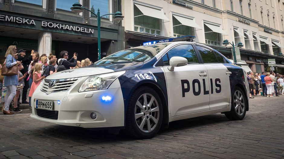 use of force by finnish police doubles yle uutiset ylefi