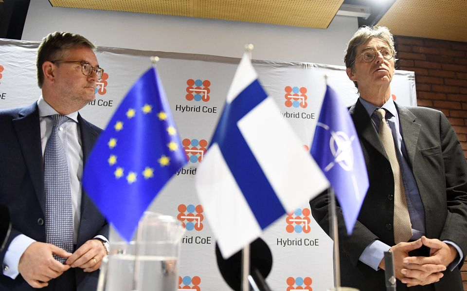 ВХельсинки открыли Европейский центр по сопротивлению гибридным угрозам