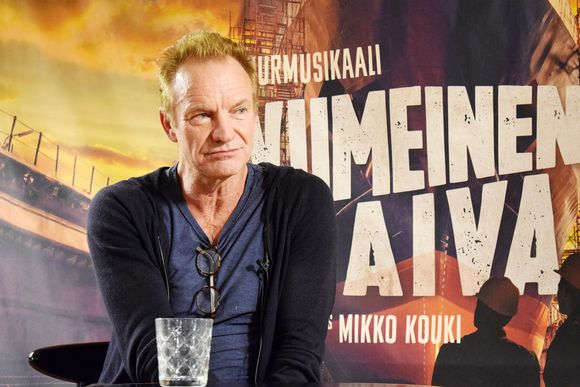 Video: Sting