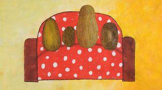 Yhdessä - Together lasten ja nuorten taiteen näyttely