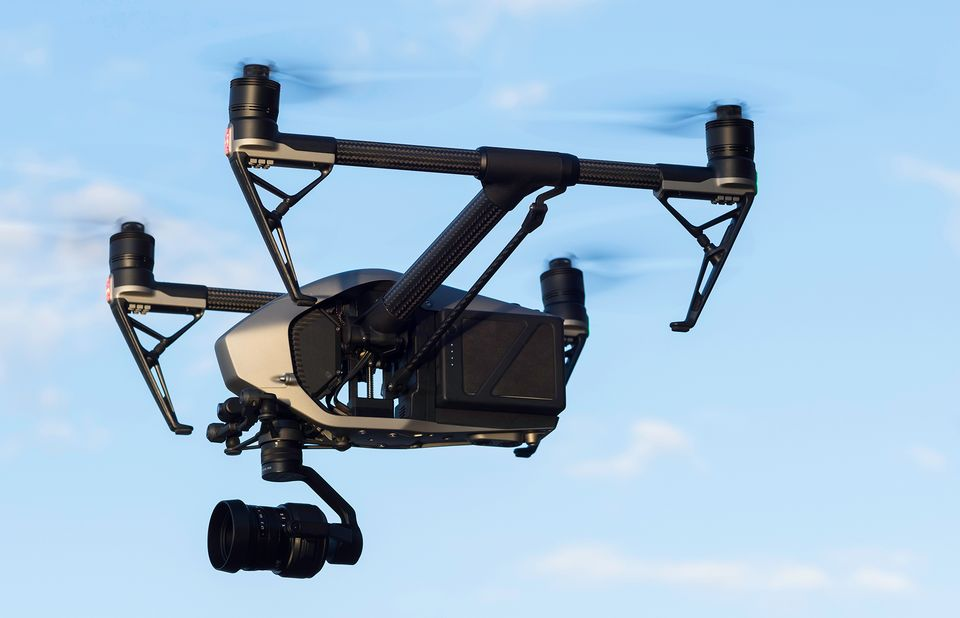 Finland may let police jam drone signals in sensitive areas