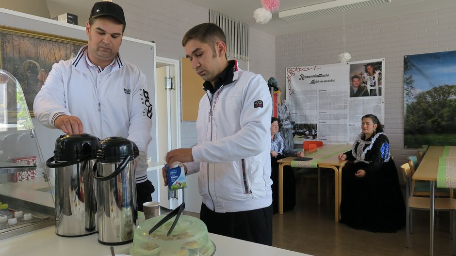 Finland's first Romani café founded   Yle Uutiset   yle.fi