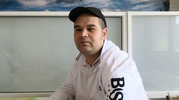 Dimitri Lindeman.