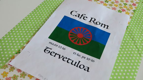 Finland's first Romani café founded | Yle Uutiset | yle fi