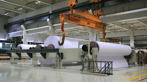 Strike Closes UPM's Kymi Paper Mill | Yle Uutiset | yle fi