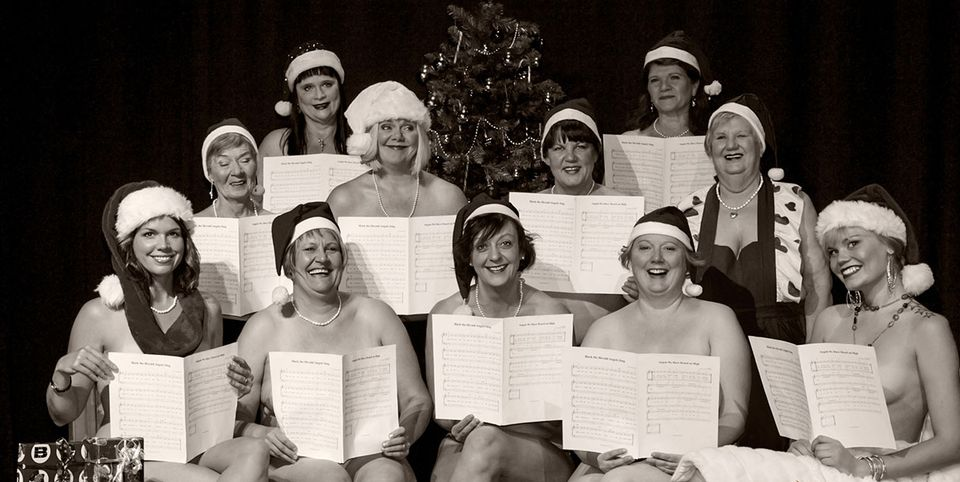 June Calendar Girl Series : Finnish quot calendar girls take to the stage yle uutiset