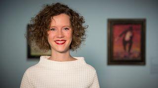 Julie Waseige, taidehistorioitsija