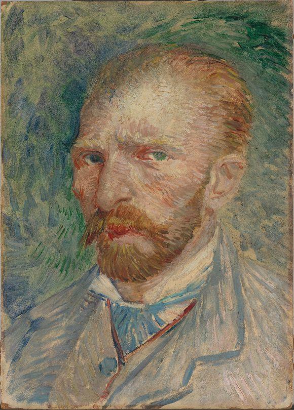 Vincent van Goghin teos, Omakuva.