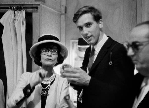 Coco Chanel ja Douglas Kirkland