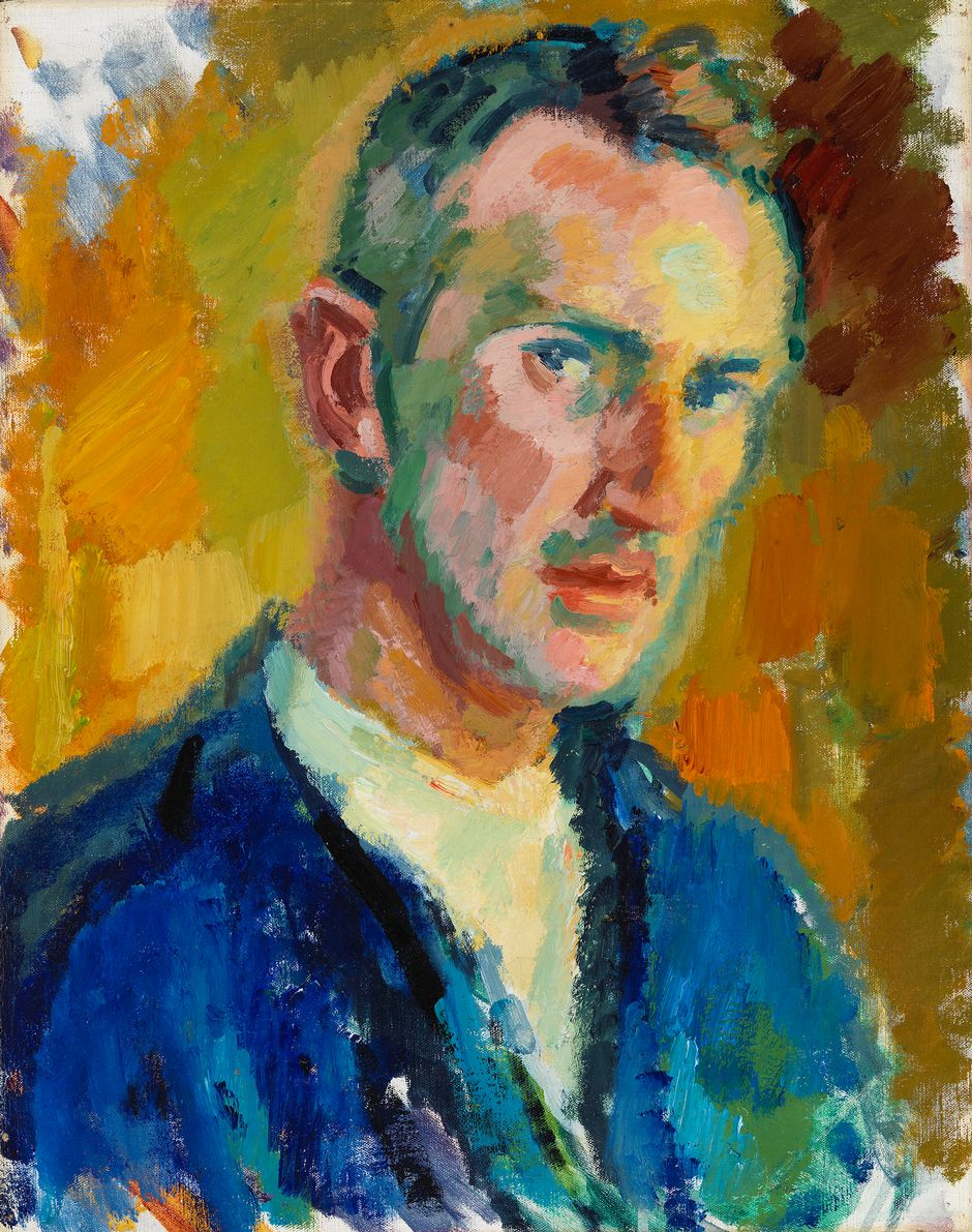 Magnus Enckell: Omakuva