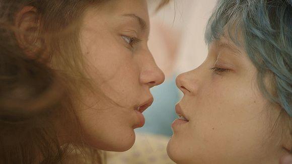 Kuva elokuvasta Adélen elämä.