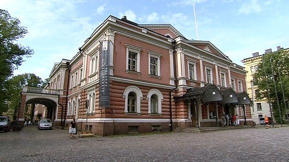 Aleksanterin teatteri.