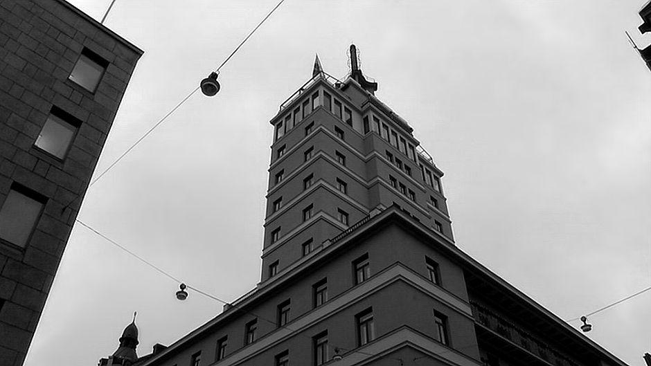 Hotelli Torni.