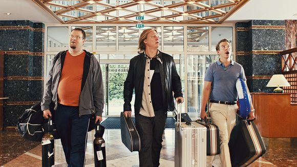 Antti, Tuomas ja Niklas .