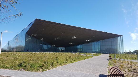 Viron kansallismuseo ulkoa