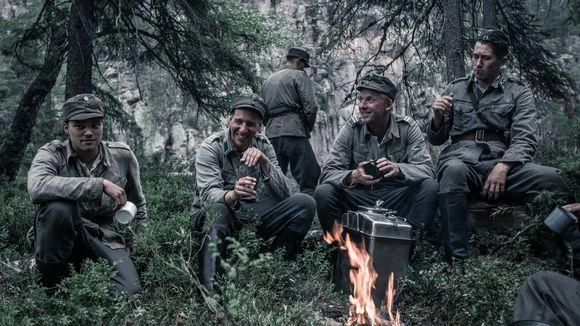 Salo, Hietanen, Rokka ja Koskela (Akseli Kouki, Aku Hirviniemi, Eero Aho ja Jussi Vatanen)