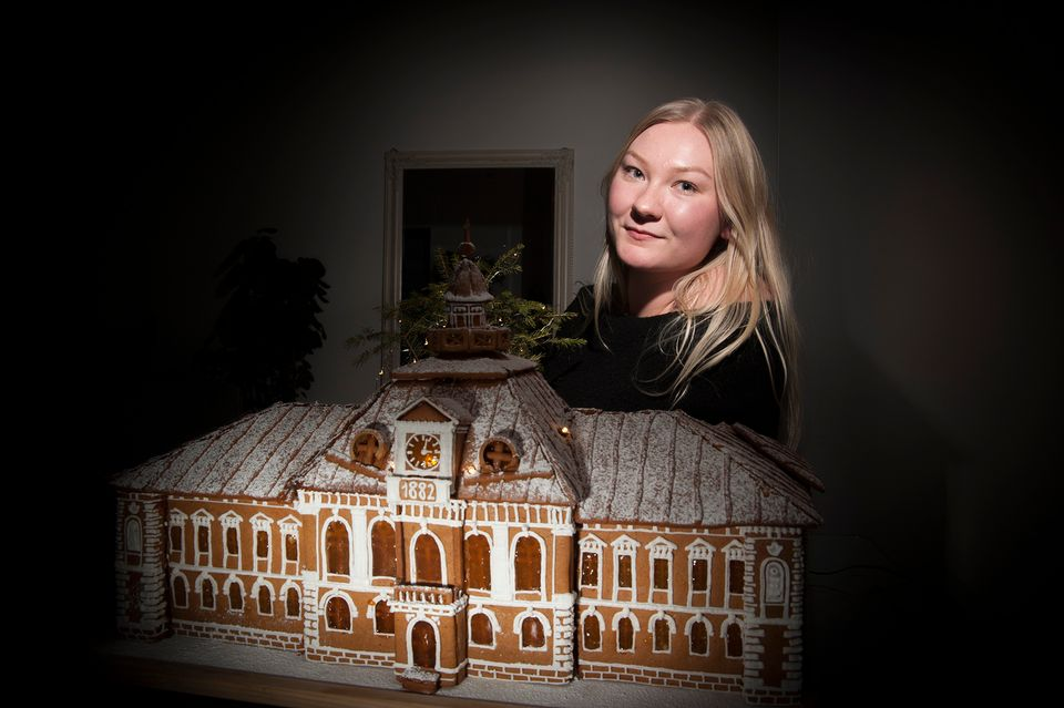 Finland's most spectacular gingerbread house is from Kuopio