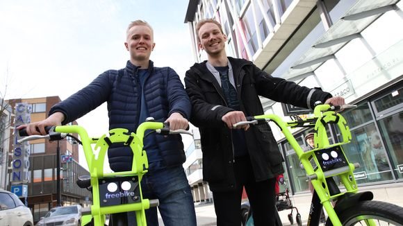 Kuopio launches Finland's first fleet of electric city bikes