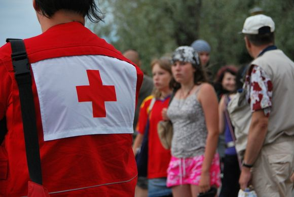 Red Cross Recruiting Volunteers to Collect Donations for