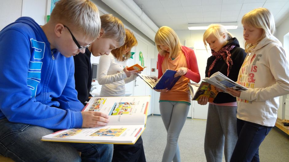 Experts concerned over dominance of English in schools | Yle Uutiset | yle.fi