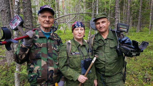 Finnish grave hunter brings over 100 war dead home from