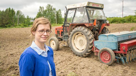 Tutkija Laura Tomppo, Itä-Suomen yliopisto.
