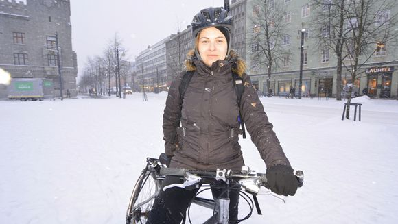 Lahden kaupungin ympäristöjohtaja Saara Vauramo.