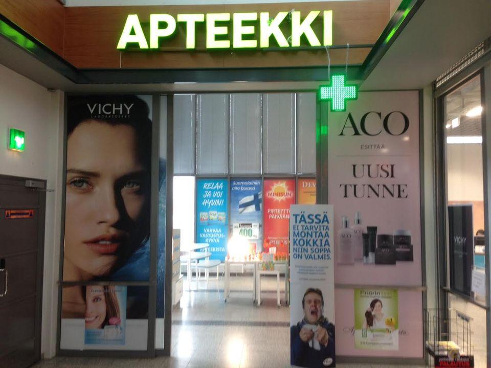 Lahti Pharmacy Suspected Of Getting Prescriptions Wrong Yle Uutiset Yle Fi