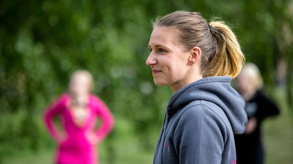 Personal trainer Laura Sivonen