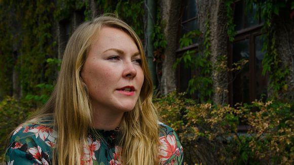 kotkamills viestintäpäällikkö Anni Salmi