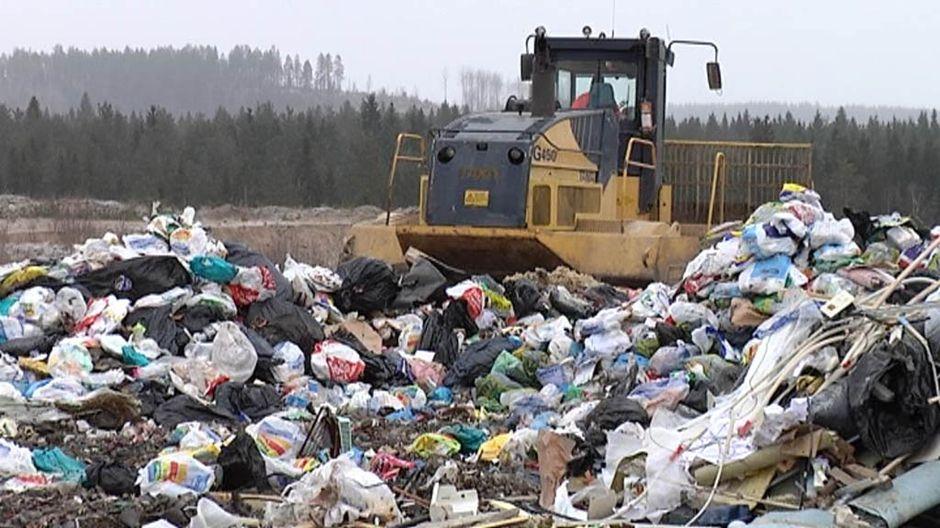 Kaatopaikka Järvenpää
