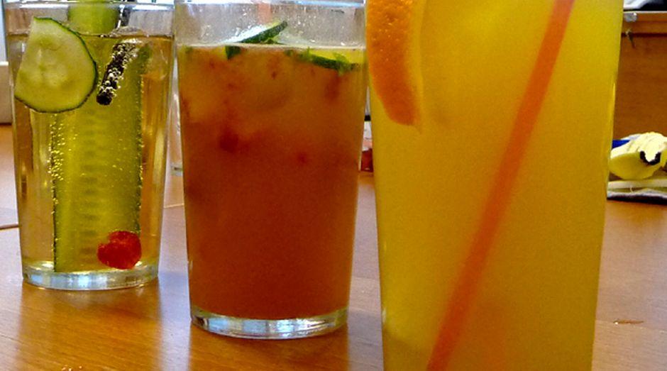 Alkoholiton drinkki