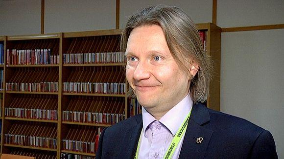 siviilipalvelukeskuksen johtaja Mikko Reijonen