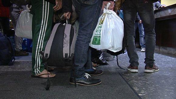 Turvapaikanhakijoita saapuu Vuoksenhoviin