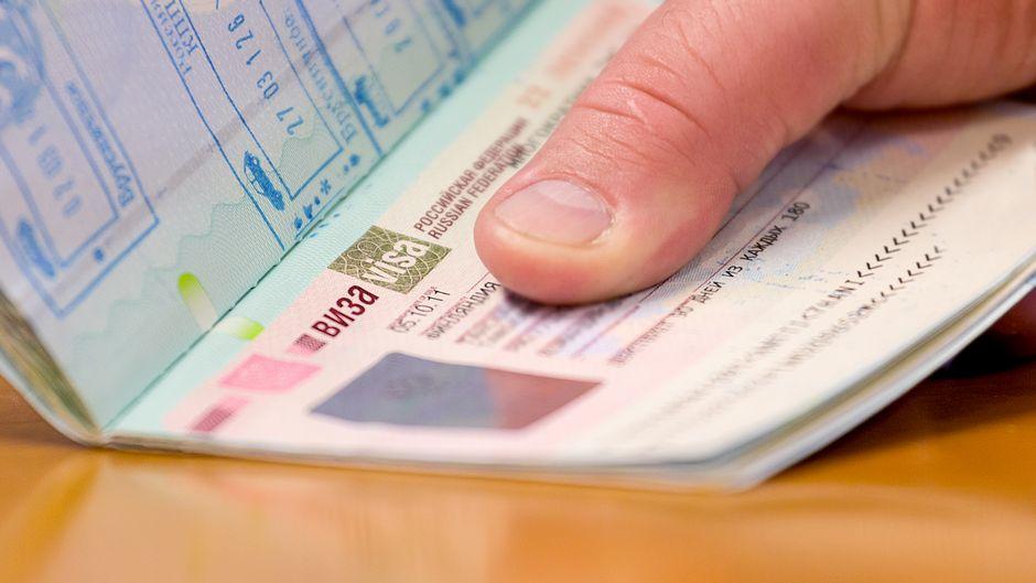 Venäjän viisumi