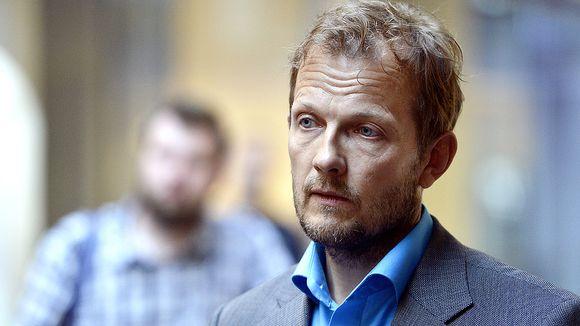 Janne Immonen Helsingin käräjäoikeudessa.