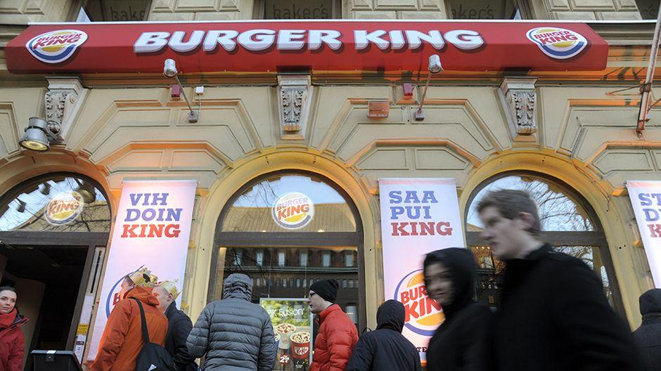 Burger King Vantaa