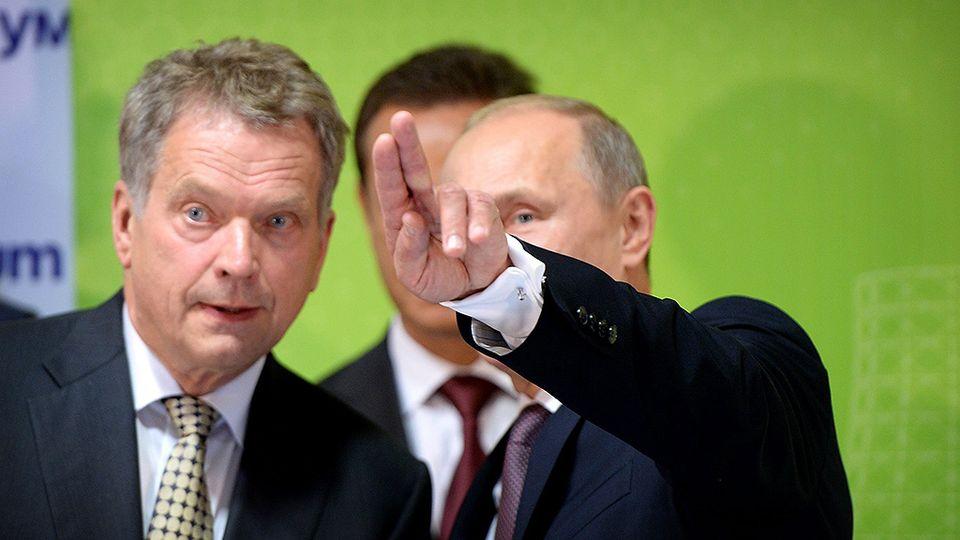 Vladimir Putin Pituus
