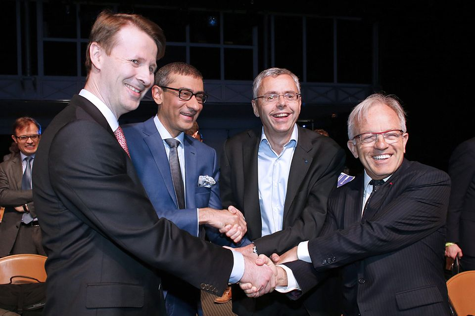 Nokia's Alcatel-Lucent merger largest corporate acquisition in