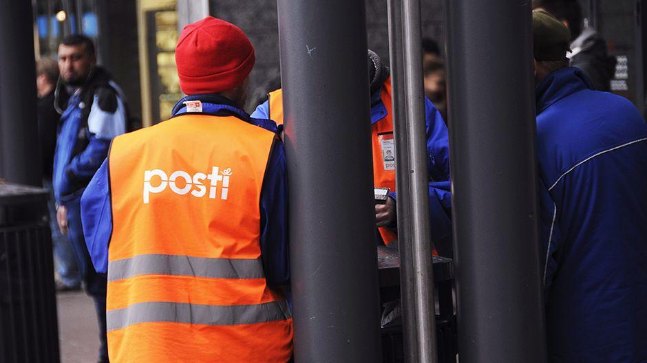Профсоюз работников почты обратился с просьбой о поддержке к другим профсоюзам | Yle Uutiset ...