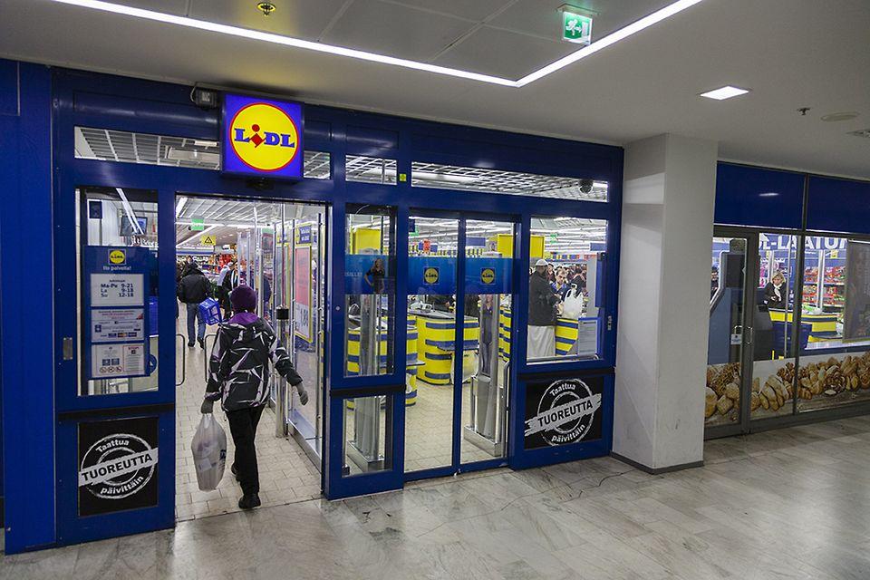 Lidl тоже изменит график работы магазинов | Yle Uutiset | yle.fi